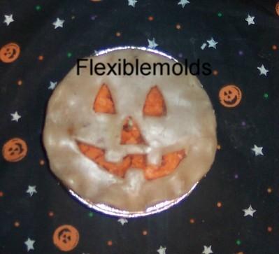 3 inch pumpkin pie