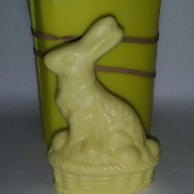 3d chocolate bunny 5
