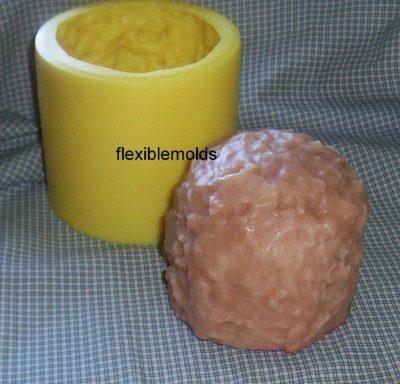 4 x 4 round grubby pillar 2